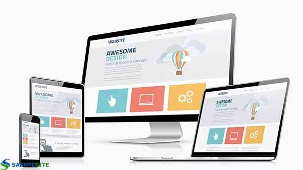 طراحی سایت آموزشی واکنشگرا